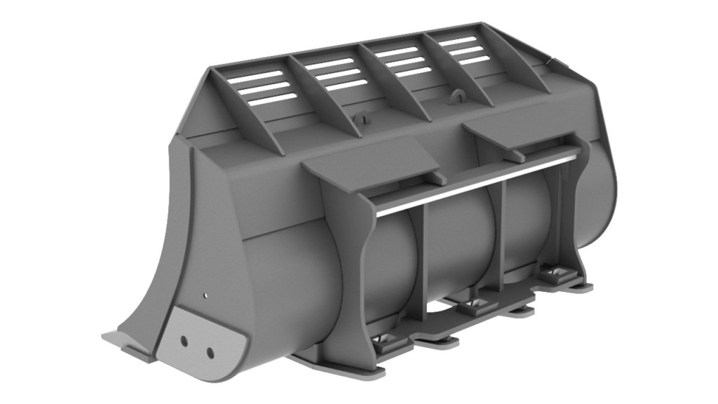 Earth - HEAVY DUTY LOADER BUCKET